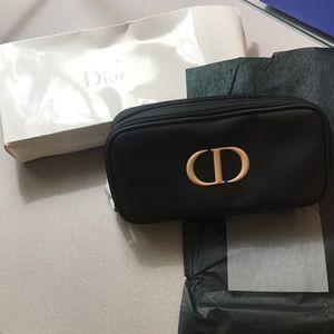 Christian Dior makeup bag NEW